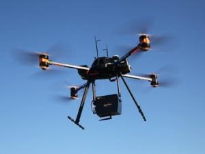drone lidar onyxstar