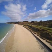 Les grands sables, Locmaria, Belle-île-en-mer - © Denis JEANT