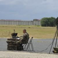Opérateur militaire de drone de reconnaissance au contact (DRAC) EADS - © Denis JEANT