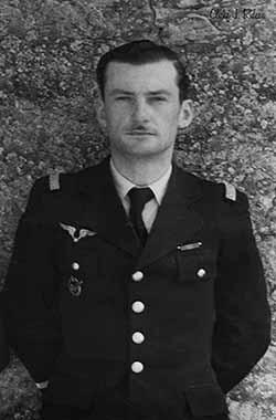 Paul Colin, réserviste, abattu en juin 40.