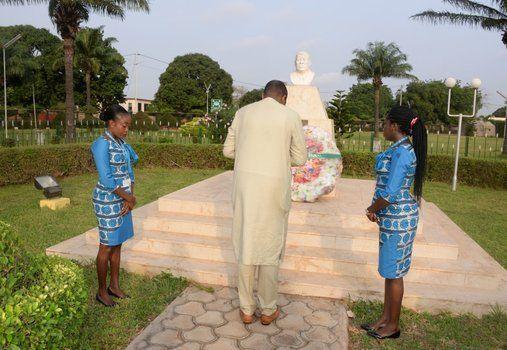 14ème anniversaire du décès Président GNASSINGBE Eyadéma