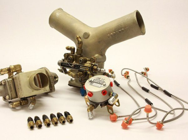 accessories for continental engines