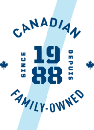 Canadian Family-Owned since 1988