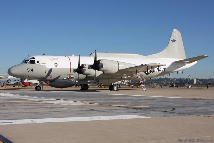© Jason Grant - United States Navy • Lockheed P-3 Orion • NAS North Island