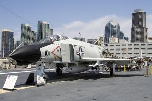 © Adam Duffield • McDonnell Douglas F-4N 153030 • USS Midway Museum