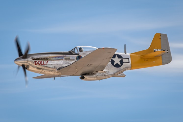 © Paul Smith - North American P-51D Mustang N5441V - Nellis Aviation Nation 2016