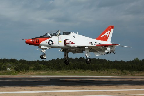 © Mark Forest - McDonnell Douglas T-45C Goshawk 165612 TAW-1 - US Naval Air Training Command