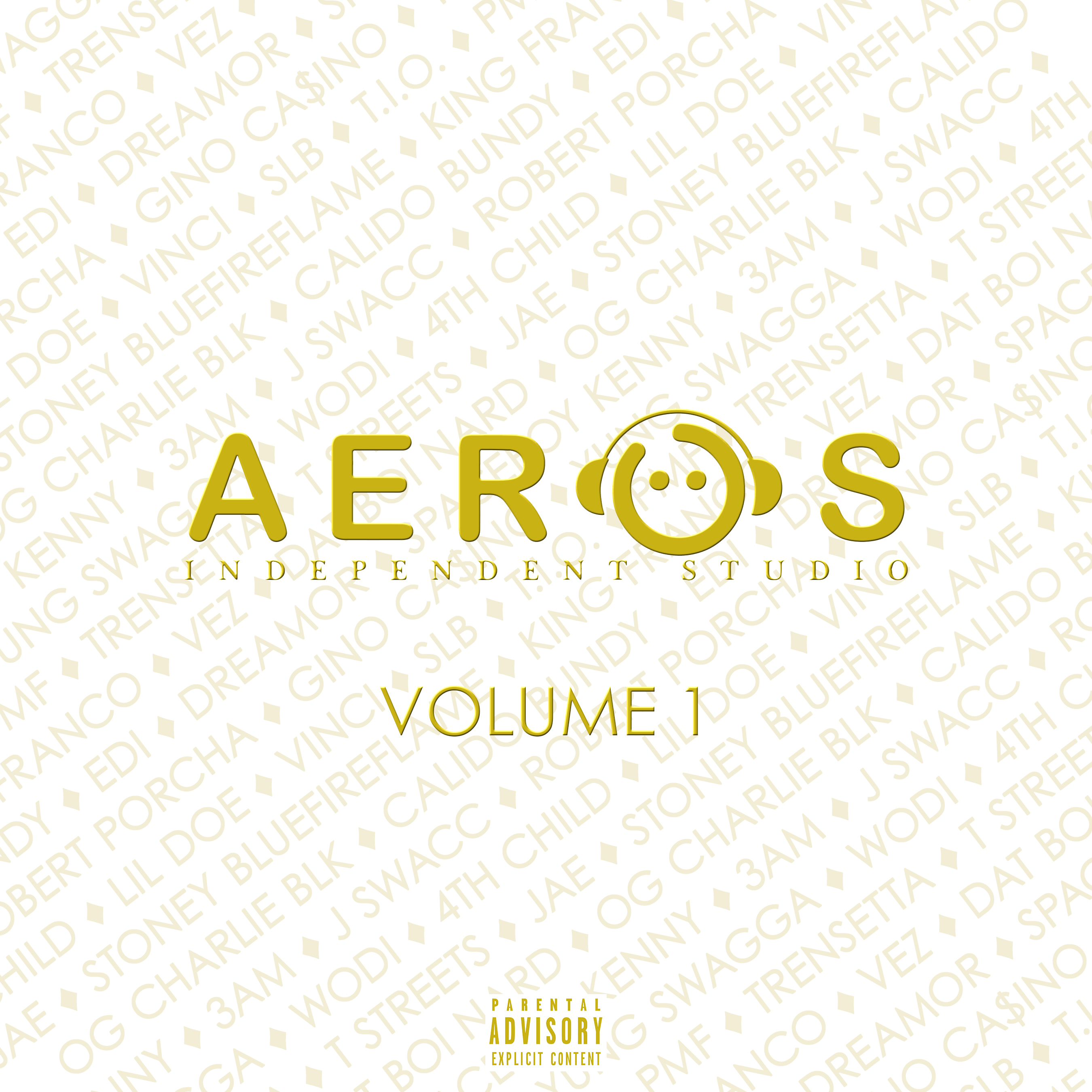 AEROS INDEPENDENT STUDIO COMPILATION VOL. 1
