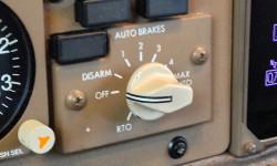 Autobrakes - B757
