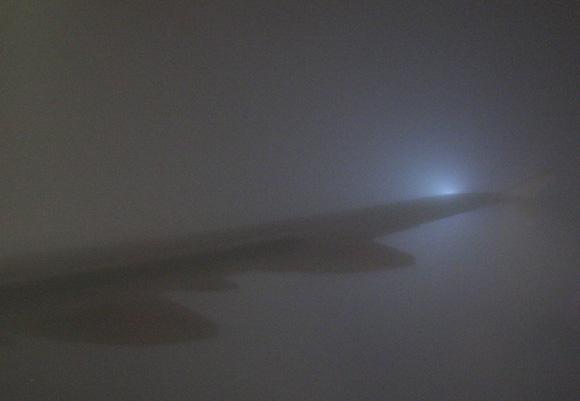 St. Elmo's Fire - Static Discharge: Windshield Light Show - AeroSavvy