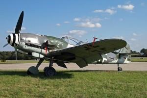 Messerschmitt Me 109 - Aircraft Engine Spirals