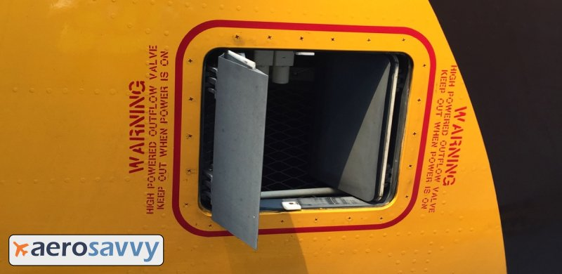 Aircraft Pressurization - B767-Outflow Valve - Aerosavvy