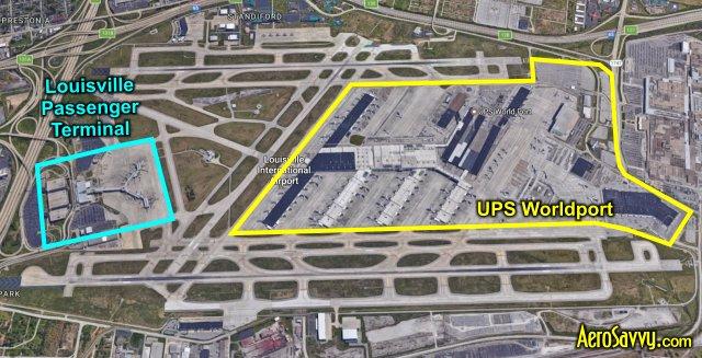 AeroSavvy - UPS Worldport
