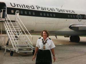 Gail - Last Pax Flight - UPS Passenger Flights - AeroSavvy