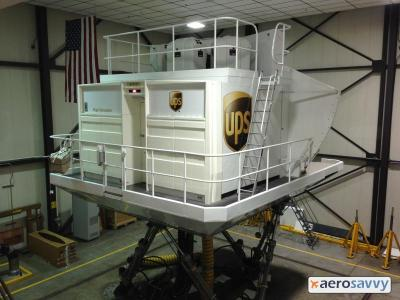 UPS 757 Simulator - Recurrent Training - AeroSavvy