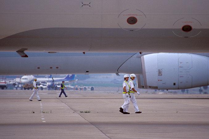 AEROSCAPE GALLERY - 名古屋空港
