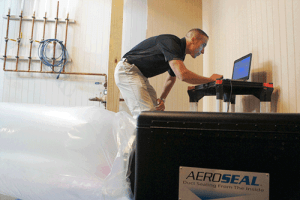 How Aeroseal Works: Sealing your Ductwork