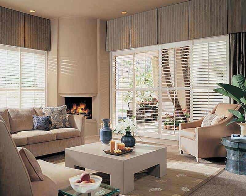 Custom window shutters in los angeles aero shade for Motorized shades los angeles
