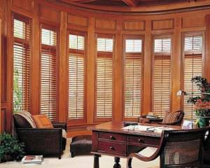 Hunter Douglas Heritage Hardwood Shutters