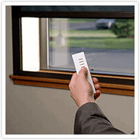 Remote for Lutron Custom Motorized Window Coverings with Aero Shade Co in Los Angeles, CA