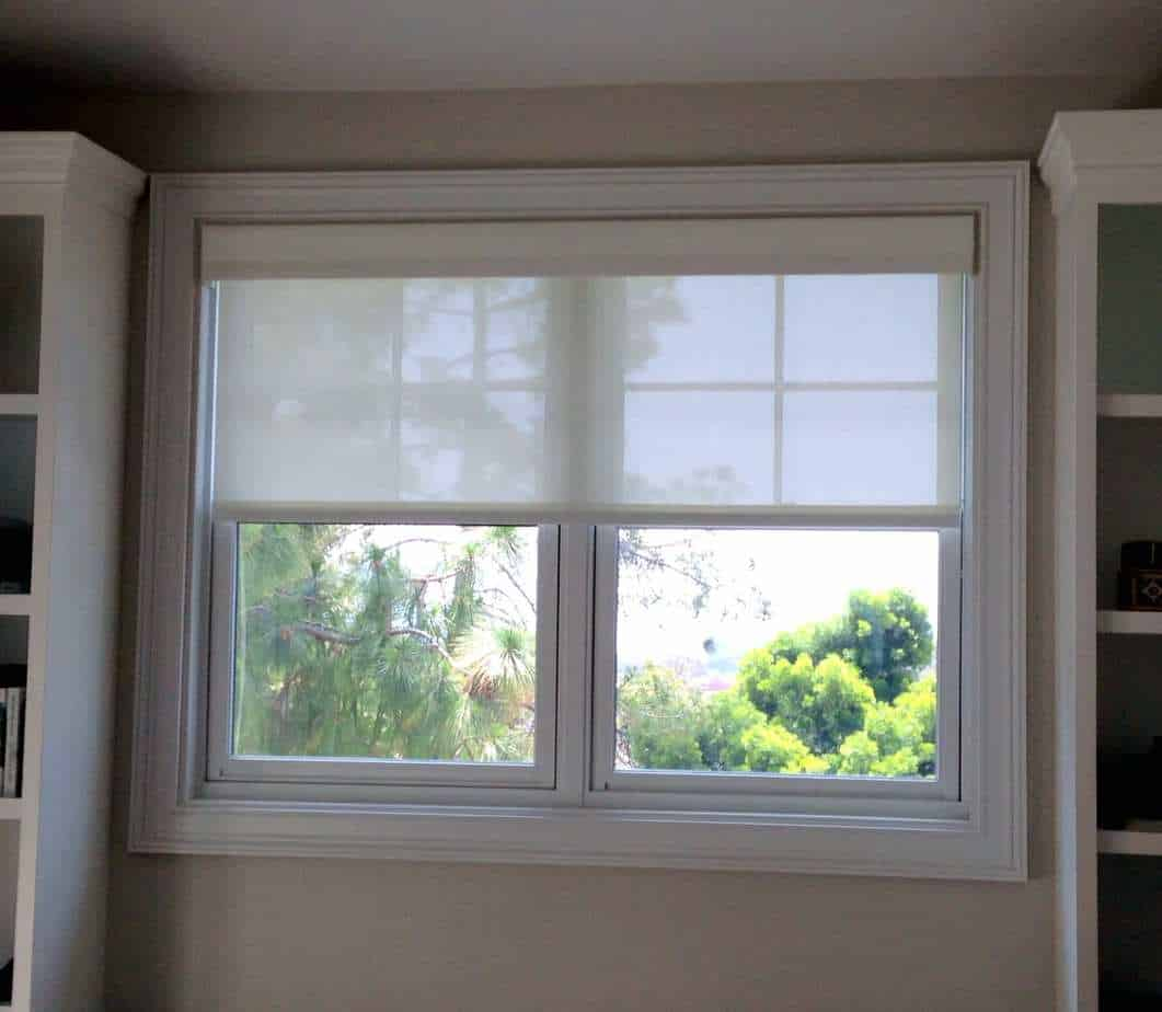 Roller Shades In Los Angeles Aero Shade