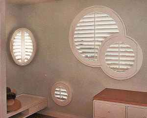 Aero Shade Custom Shutters in Los Angeles County