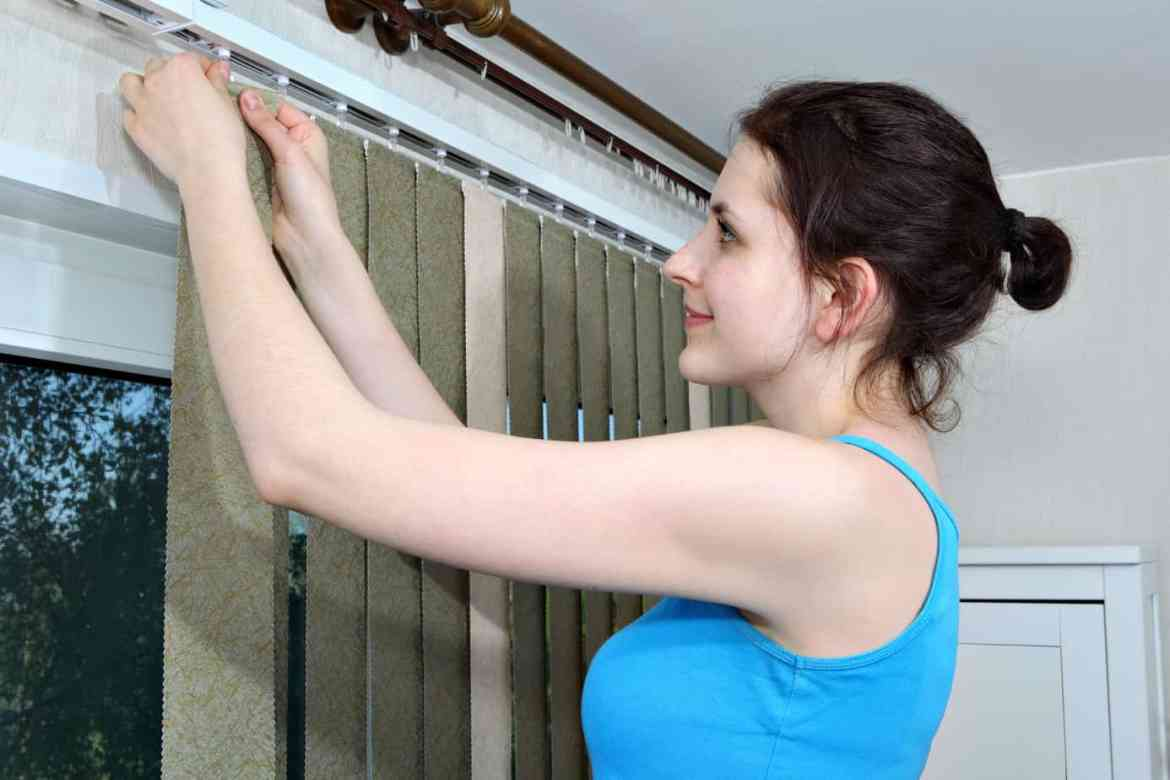 5 Reasons Vertical Blinds are a Good Fit for Your Home
