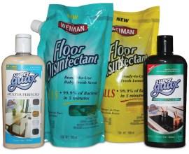 Limpieza y Desinfeccion del Hogar e Industrial