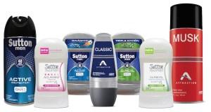 Desodorantes