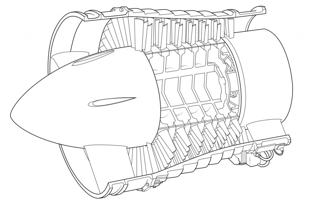 Turbojet Turbine Engine Diagram Spark Plug Engine Diagram