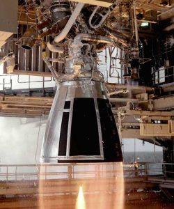 RS-68 Rocket Engine