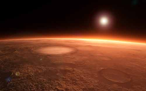 Planetary Surface Picture