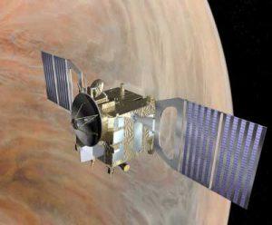 Venus Express Picture