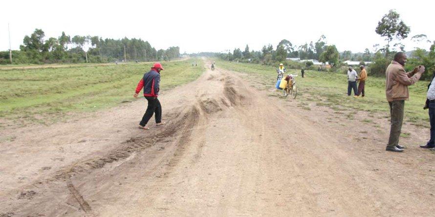 Bomet Itembe airstrip