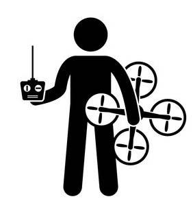 Obligaciones y funciones de la empresa de drones en