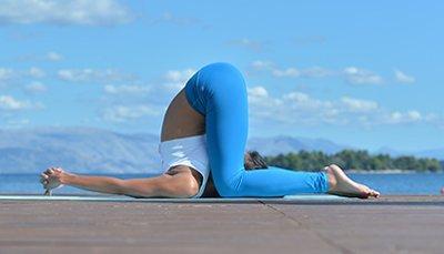 йога ежедневно