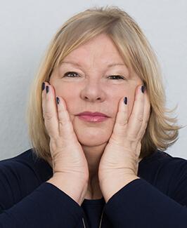 face yoga - Щеки хомяка