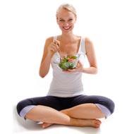 питания в йоге