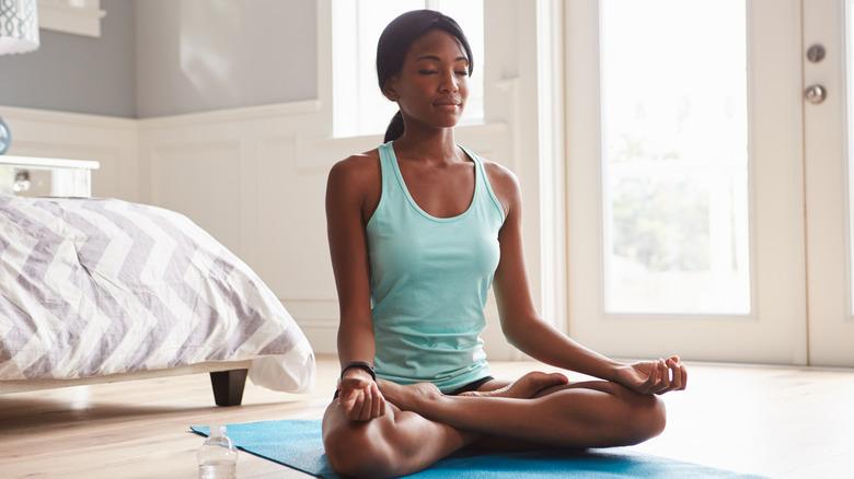 йога при стрессе