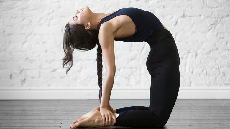 йога для гибкости