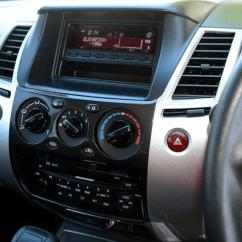Steering Wheel Diagram 3 Phase 5 Pin Socket Wiring Mitsubishi Challenger 2009 - 2013 Pb | Aerpro