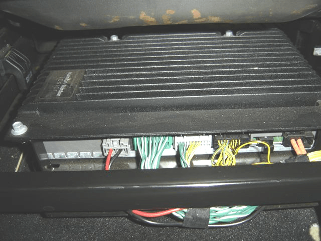 1997 Land Rover Discovery Stereo Wiring Diagram