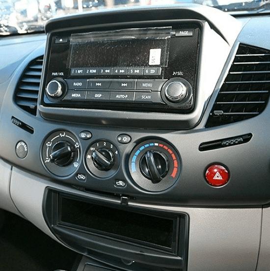Wiring Diagram For Aftermarket Radio Mitsubishi Triton 2015 Mn Gl Glx Glx R Aerpro