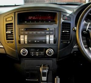 Mitsubishi Pajero 2006  NS, NT, NW, NX | Aerpro
