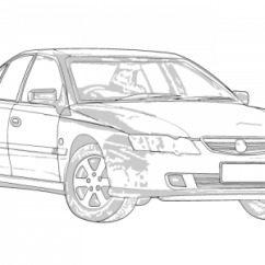 Vy Vz Stereo Wiring Diagram Tree Math Probability Examples Holden Commodore 2004 2007 Aerpro