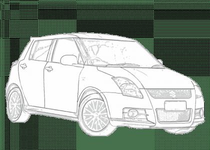 Suzuki Swift 20052010 | Aerpro