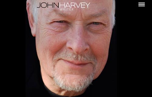 John Harvey – author