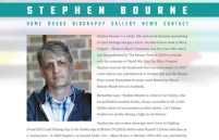 Stephen Bourne – writer