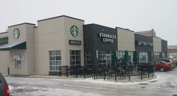Commercial building-Strathmore