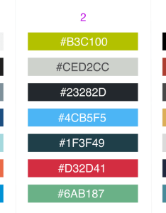 also flat ui color palettes for business dashboards rh aesalazar